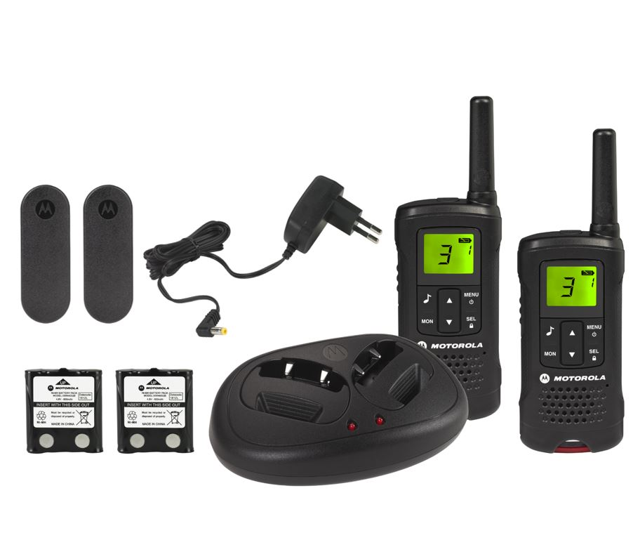 Рации Motorola TLKR T60 WE TWIN PACK & CHGR CLAM